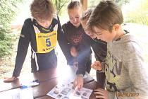 Strážníci pro školáky uspořádali již 10. branný závod.