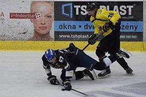Táborští Kohouti nezačali v duelu s Moravskými Budějovicemi dobře, závěr však měli famózní a vyhráli 3:1.