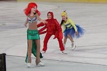Krasobruslařský klub Soběslav přichystal pro diváky ledovou pohádkovou show, která potěší děti i jejich dospělý doprovod.