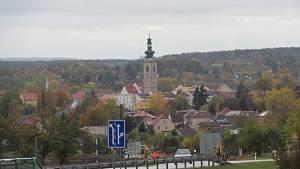 SŽDC zahájila modernizaci úseku mezi Soběslaví a Doubím u Tábora