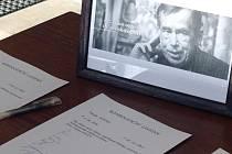 Kondolenční listy můžete v Táboře na matrice podepisovat do čtvrteční 17. hodiny.
