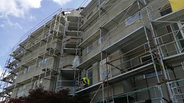 Domov pro seniory podstupuje rekonstrukci