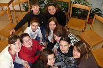 S dětmi ze Základní školy Husova v Táboře jsme si povídali na téma retro.