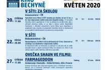 Program kina Bechyně.