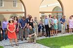Husitské muzeum představilo zrekonstruovaný areál bývalého augustiniánského kláštera na náměstí Mikuláše z Husi v Táboře.