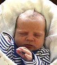 Šimon Tychtl ze Záluží. Rodiče Pavlína a Lukáš se 24. října ve 14.26 hodin dočkali svého prvorozeného syna. Malý Šimon vážil 3410 gramů a měřil 52 cm.