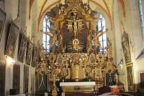 Bechyňský klášter.