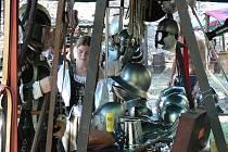 Slavnosti na Choustníku zavedly návštěvníky do středověku.