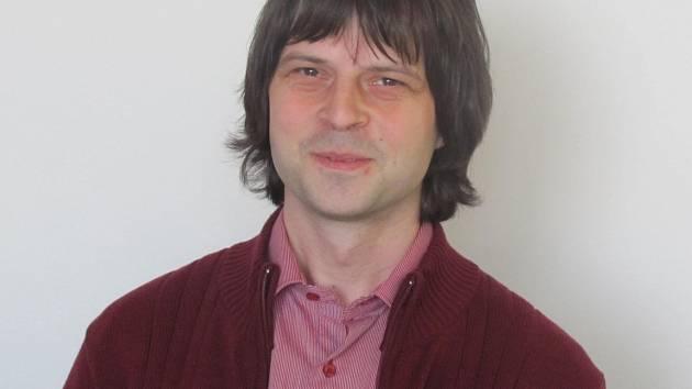 NOVÝ ŠÉF. Ředitelem  AK Tábor se stal Martin Habart.