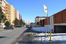 Vídeňská ulice na Sídlišti nad Lužnicí nevede jen po katastru Tábora. Má být proto předmětem rozsáhlé směny několika pozemků mezi Táborem a Sezimovým Ústím.