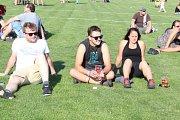 Footfest v Želči u Plané nad Lužnicí.