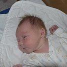 Klaudie Marešová z Měšic. Narodila se 20. května v 1.28 hodins váhou 3410 gramů a mírou rovných 50 cm. Je prvním dítětemrodičů Elišky a Honzy.
