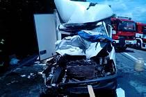 Dnešní nehoda u Veselí nad Lužnicí