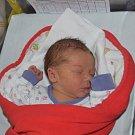 Štěpán Krejčí z Borotína. Narodil se 14. listopadu v 11.04 hodin a je prvním dítětem rodičů Soni a Jana. Po porodu vážil 3240 gramů a měřil rovných 50 cm.