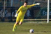Šimon Pecháček stanul v brance vítězů poté, co se vrátil z testů právě v českobudějovickém Dynamu.