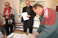 V sobotu 31. ledna se v Zadní Stříteži konaly náhradní volby. Do voleb šel jeden subjekt.