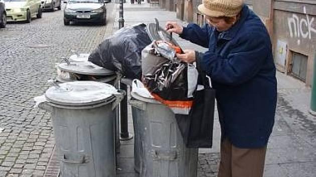 Ilustrační foto. Ve městech na Táborsku letos odpady nezdraží