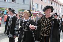 Soběslavské slavnosti před dvěma lety