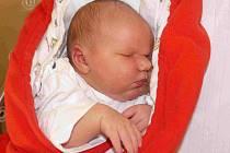 VANESA HÁŠOVÁ Z TÁBORA. Poprvé na svět zakřičela 2. září v 0.03 hodin. Prvorozená dcera Evy a Radovana vážila 4240 g, měřila 52 cm.