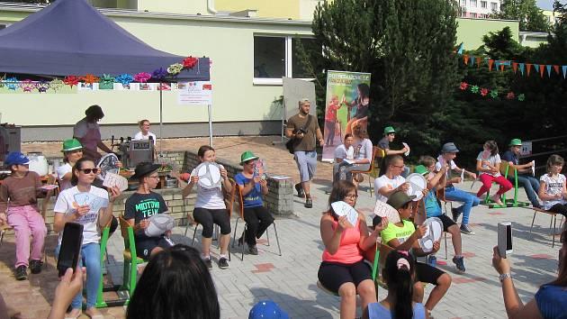 Táborské Centrum Kaňka oslavilo 16. narozeniny.