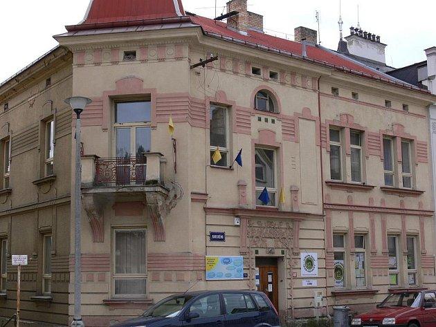 Dům čp. 887 ve Farského ulici .