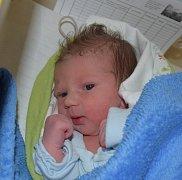 Jakub Vacík z Tábora. Narodil se mamince Miladě 2. května v deset hodin a třicet devět minut jako její první dítě. Vážil 3120 gramů a měřil 51 cm.