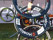 Světový pohár v cyklokrosu provázela v Táboře skvělá atmosféra