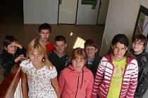 S dětmi ze ZŠ Zborovská jsme mluvili o volbách i o tom, co má na práci starosta.