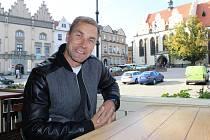 Martin Šonka z Tábora.