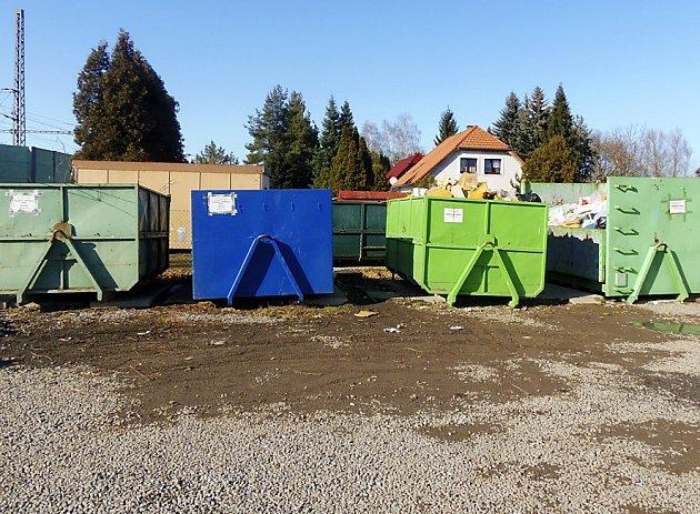Na obnovu sběrného dvora v Plané získalo město dotaci od Státního fondu životního prostředí ČR.