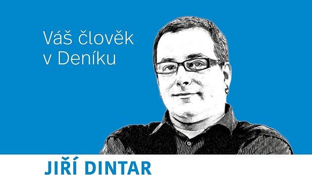 Jiří Dintar - váš člověk v Deníku