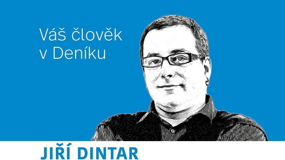 Jiří Dintar - Váš člověk v Deníku.