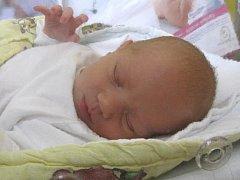 VANESSKA ZIEGLEROVÁ z  KLENOVIC. Narodila se 14. června ve 13. 10 hodin. Po porodu vážila 3 340 gramů a měřila 49 centimetrů. Doma se na ni těší sourozenci a celá rodina.