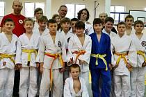 Úspěšná výprava táborských judistů na turnaji v Benešově.