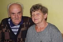 JOSEF A MILADA JELÍNKOVI.