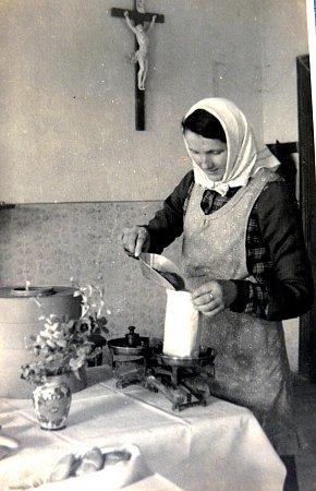 POLÉVKU pro děti připravovala také maminka Jaroslava Doubka.