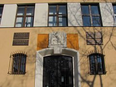 Budova Krajského soudu Tábor.