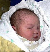 EVA SVATKOVÁ Z MLADÉ VOŽICE. Přišla na svět 3. listopadu v 11.15 hodin jako druhé dítě v rodině. Její váha byla 3780 g a míra 49 cm.