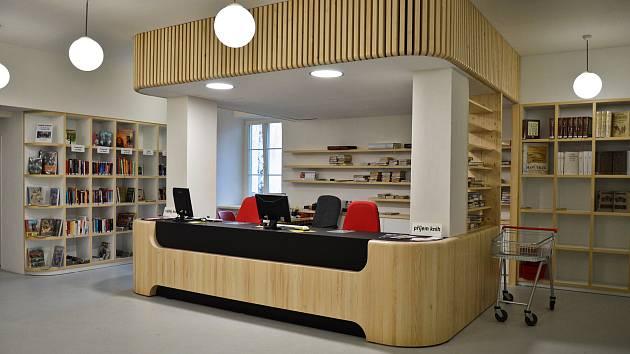 Táborská knihovna.