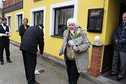 Manželé Faflíkovi oslavili 60 společných let.