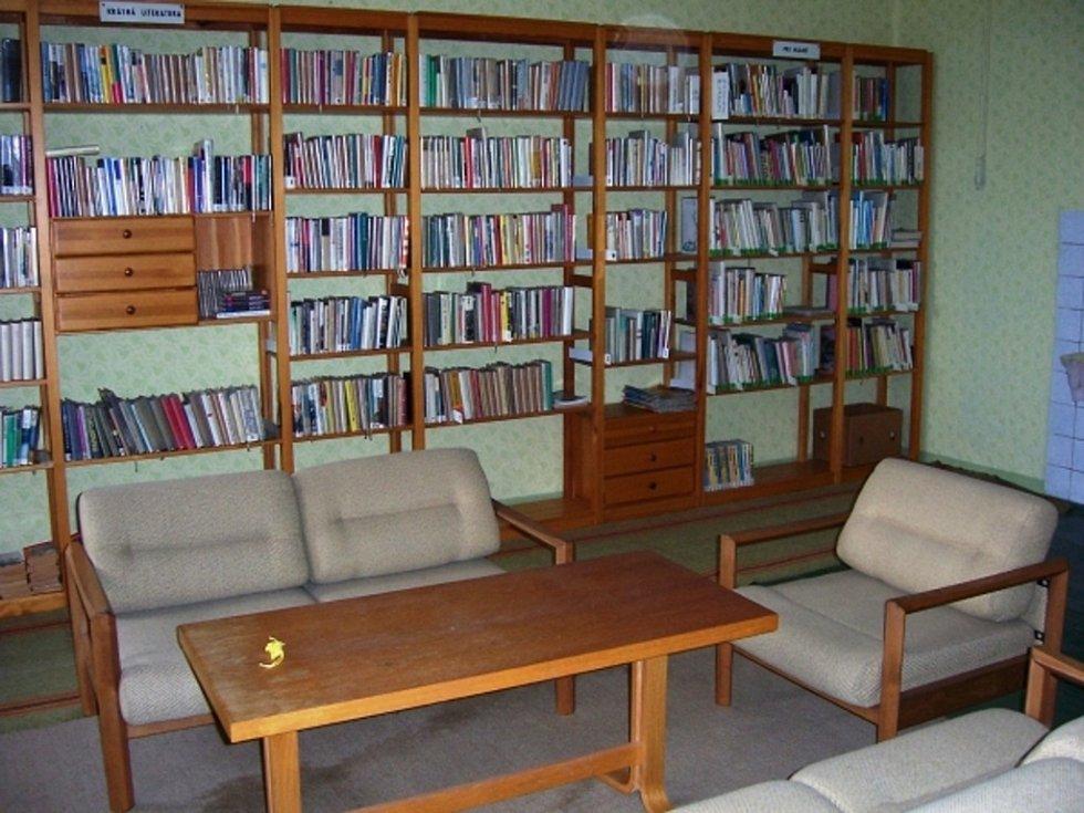 Knihovna Skalice
