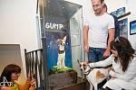 Zhruba za měsíc se začne podle knihy Gump: Pes, který naučil lidi žít natáčet také film, jehož část se odehraje v Táboře.