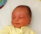 Tobiáš Kadlec z Tábora. Rodiče Andrea a Petr se svého syna dočkali 16. listopadu dvě minuty pro druhé hodině. Po narození vážil 3280 gramů a měřil 49 cm.
