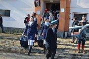 V sobotu 21. února se v Myslkovicích konal masopust. Poslední v okrese.