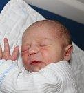 František Řezáč z Březnice. Rodiče Marcela a Jiří se 20. února ve 2.16 hodin dočkali svého prvorozeného syna. Malý František po porodu vážil 3320 gramů a měřil 50 cm.