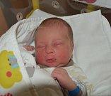 Jakub Souček z Drahnětic. Prvorozený syn rodičů Radky a Karla přišel na svět 25. září třicet šest minut po šestnácté hodině.  Vážil 3280 gramů a měřil 49 cm.