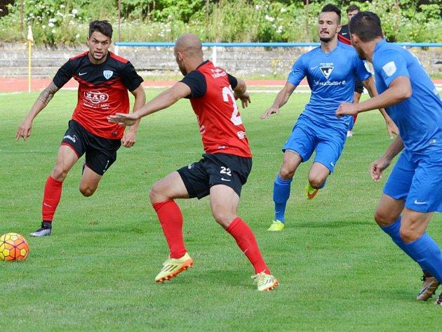 Zápas FC MAS Táborsko.