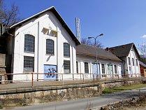 Křižíkova elektrárna Na Bydžově.