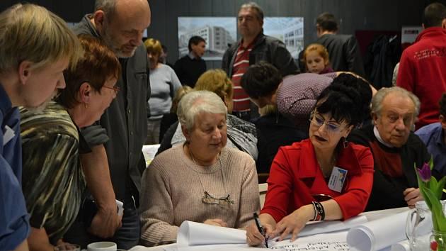 Fórum Zdravého města ovládla debata o věznici.