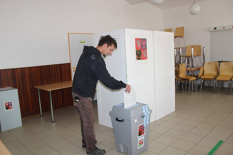 Volby v Ratibořských Horách.
